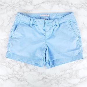 Victoria's Secret light blue cotton shorts